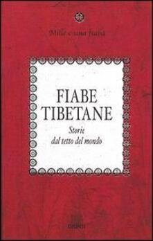 Filmarelalterita.it Fiabe tibetane. Storie dal tetto del mondo Image