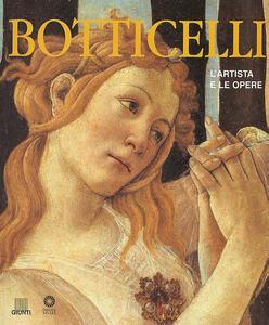 Botticelli. L'artista e le opere - Silvia Malaguzzi - copertina