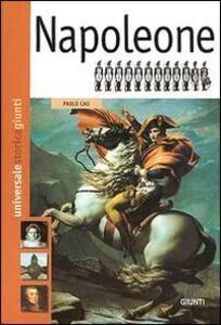 Napoleone - Paolo Cau - copertina