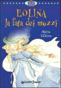 Eolina la fata dei mozzi - Mario Tobino - copertina