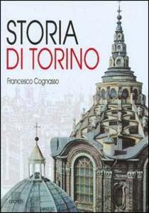 Storia di Torino - Francesco Cognasso - copertina
