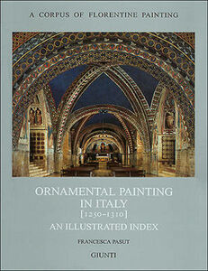 Libro Ornamental painting in Italy (1250-1310) Francesca Pasut