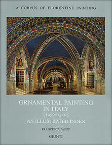 Aboutschuster.de Ornamental painting in Italy (1250-1310) Image