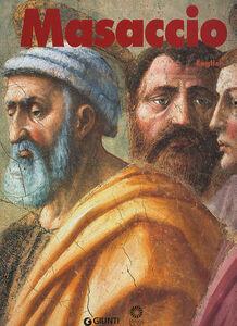 Libro Masaccio. Ediz. inglese Cecilia Frosinini