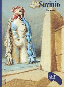 Libro Savinio. Ediz. illustrata Pia Vivarelli