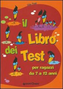 Il libro dei test - Elisa Prati - copertina