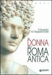 Laboratorioprovematerialilct.it La donna nella Roma antica Image