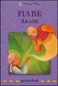 Libro Fiabe arabe Renato Caporali