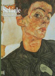 Scacciamoli.it Schiele. Gli autoritratti. Ediz. illustrata Image