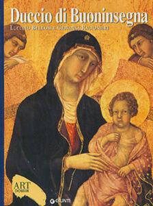 Foto Cover di Duccio di Buoninsegna, Libro di Luciano Bellosi,Giovanna Ragionieri, edito da Giunti Editore