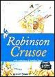 Foto Cover di Robinson Crusoe, Libro di Daniel Defoe, edito da Giunti Junior