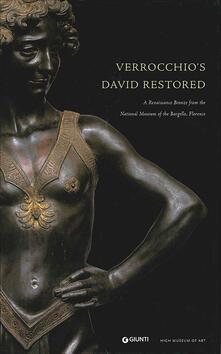 Librisulladiversita.it David del Verrocchio. Ediz. inglese Image