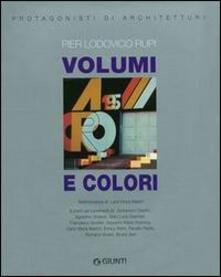 Antondemarirreguera.es Pier Lodovico Rupi. Volumi e colori Image