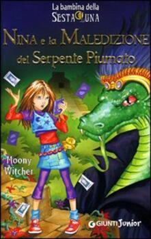 Antondemarirreguera.es Nina e la maledizione del serpente piumato Image
