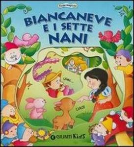 Libro Biancaneve e i sette nani