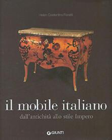 Winniearcher.com Il mobile italiano. Dall'antichità allo stile impero Image