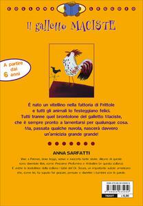 Il galletto Maciste - Anna Sarfatti - 4
