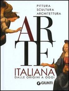 Librisulladiversita.it Arte italiana. Dalle origini a oggi Image