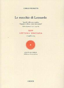 Radiospeed.it Le macchie di Leonardo. 44ª Lettura vinciana (17 aprile 2004) Image
