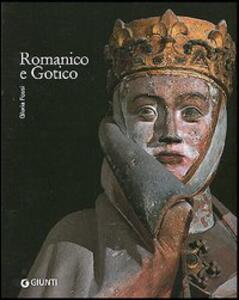 Romanico e gotico - Gloria Fossi - copertina