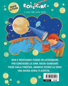 Libro La luna sul vetro. Ediz. illustrata Manuela Monari , Silvia Raga 1