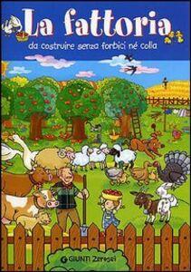 Libro La fattoria da costruire senza forbici né colla