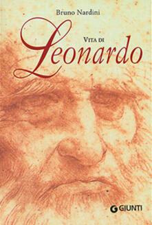 Vita di Leonardo - Bruno Nardini - copertina