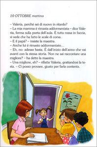 Libro Valeria sei in ritardo Anna Lavatelli 1