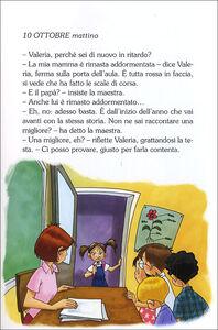 Libro Valeria sei in ritardo Anna Lavatelli 3