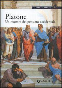 Libro Platone. Un maestro del pensiero occidentale Luciano Zamperini