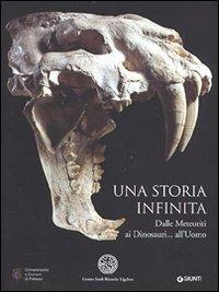 Una Una storia infinita. Dalle meteoriti ai dinosauri... all'uomo - Bizzarini Fabrizio Garofalo Francesco Toffol Marco - wuz.it