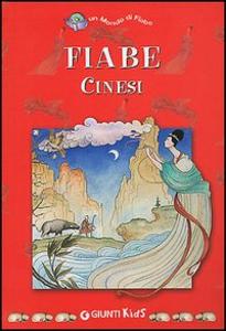 Libro Fiabe cinesi