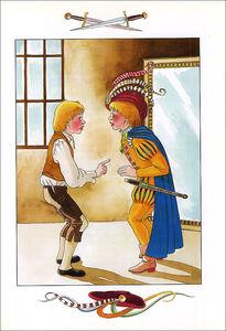 Libro Il principe e il povero Mark Twain 2