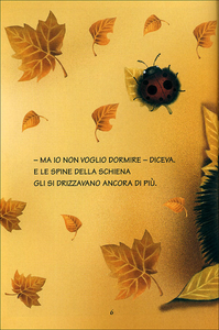 Libro Piccolo Riccio non vuole dormire Maria Loretta Giraldo 3