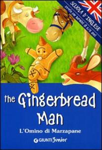 The gingerbread man-L'omino di marzapane - copertina
