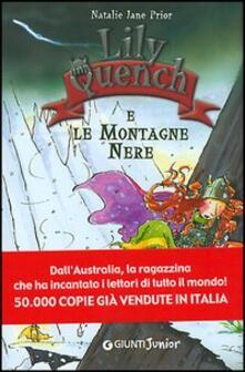 Librisulrazzismo.it Lily Quench e le montagne nere Image