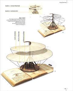 Leonardo's Machines. Secrets and Inventions in the Da Vinci Codices - Mario Taddei,Edoardo Zanon,Domenico Laurenza - 5