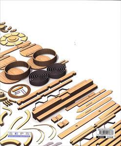 Leonardo's Machines. Secrets and Inventions in the Da Vinci Codices - Mario Taddei,Edoardo Zanon,Domenico Laurenza - 8