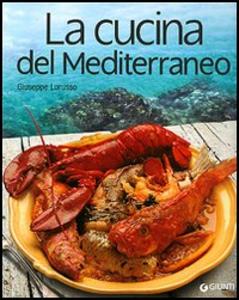 Libro La cucina del Mediterraneo Giuseppe Lorusso