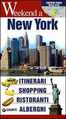 New York. Itinerari, shopping, ristoranti, alberghi.pdf