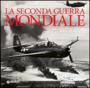La seconda guerra mondiale - copertina
