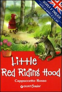 Libro Little Red Riding Hood-Cappuccetto Rosso