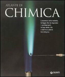 Foto Cover di Chimica, Libro di Cristina Mostosi,Carlo Nebbiai, edito da Giunti Editore