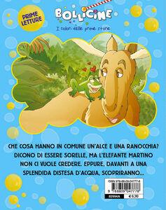 Libro Davanti al mare blu. Ediz. illustrata Lucia Panzieri 1