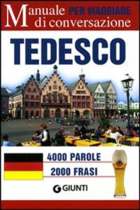 Libro Tedesco per viaggiare. Manuale di conversazione