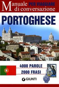 Libro Portoghese per viaggiare. Manuale di conversazione