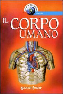 Libro Il corpo umano  0