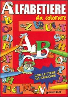 Ipabsantonioabatetrino.it Alfabetiere da colorare Image
