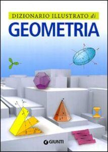 Libro Dizionario illustrato di geometria