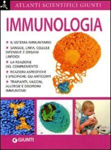 Libro Immunologia Adriana Rigutti